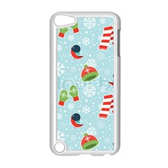 Winter Fun Pattern Apple Ipod Touch 5 Case (white) by allthingseveryone