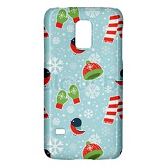 Winter Fun Pattern Galaxy S5 Mini by allthingseveryone