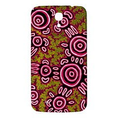 Aboriginal Art   You Belong Samsung Galaxy Mega I9200 Hardshell Back Case