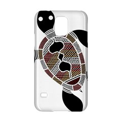 Aboriginal Art   Untitled Samsung Galaxy S5 Hardshell Case  by hogartharts