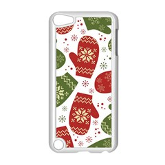 Winter Snow Mittens Apple Ipod Touch 5 Case (white) by allthingseveryone