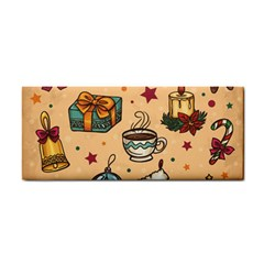 Cute Vintage Christmas Pattern Cosmetic Storage Cases