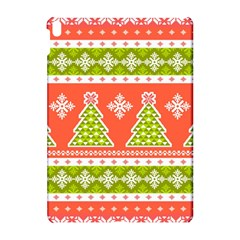 Christmas Tree Ugly Sweater Pattern Apple Ipad Pro 10 5   Hardshell Case by allthingseveryone