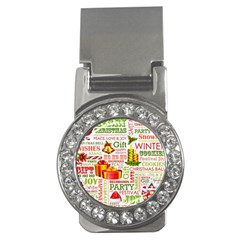 The Joys Of Christmas Money Clips (cz)  by allthingseveryone