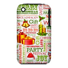 The Joys Of Christmas Iphone 3s/3gs by allthingseveryone