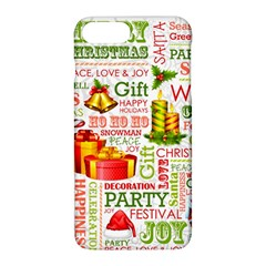 The Joys Of Christmas Apple Iphone 8 Plus Hardshell Case by allthingseveryone