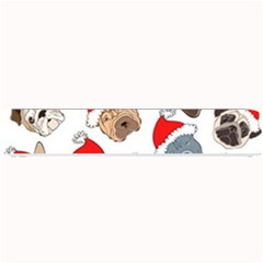 Christmas Puppies Small Bar Mats by allthingseveryone