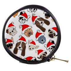 Christmas Puppies Mini Makeup Bags by allthingseveryone