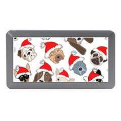 Christmas Puppies Memory Card Reader (mini) by AllThingsEveryone