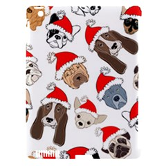 Christmas Puppies Apple Ipad 3/4 Hardshell Case (compatible With Smart Cover) by allthingseveryone