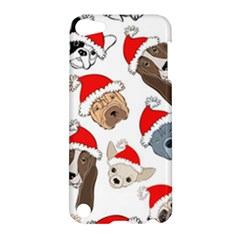 Christmas Puppies Apple Ipod Touch 5 Hardshell Case by allthingseveryone
