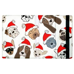 Christmas Puppies Apple Ipad 3/4 Flip Case by allthingseveryone