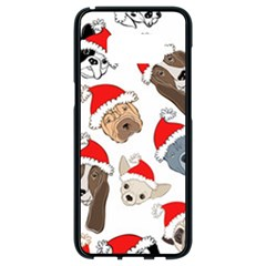 Christmas Puppies Samsung Galaxy S8 Black Seamless Case by allthingseveryone