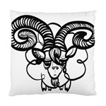 Ali Cook s Artcow! - Standard Cushion Case (One Side)