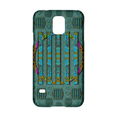 Freedom Is Every Where Just Love It Pop Art Samsung Galaxy S5 Hardshell Case  by pepitasart
