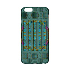 Freedom Is Every Where Just Love It Pop Art Apple Iphone 6/6s Hardshell Case by pepitasart