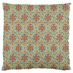 Hexagon Tile Pattern 2 Standard Flano Cushion Case (one Side) by Cveti