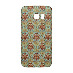 Hexagon Tile Pattern 2 Galaxy S6 Edge by Cveti
