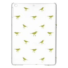 Birds Motif Pattern Ipad Air Hardshell Cases by dflcprints