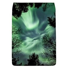 Northern Lights In The Forest Flap Covers (l)  by Ucco