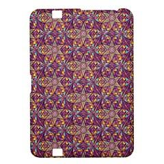 Flower Kaleidoscope 2 01 Kindle Fire Hd 8 9  by Cveti