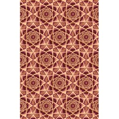 Flower Star Pattern  5 5  X 8 5  Notebooks by Cveti