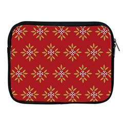 Pattern Background Holiday Apple Ipad 2/3/4 Zipper Cases by Celenk