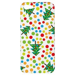 Pattern Circle Multi Color Apple Iphone 5 Hardshell Case by Celenk