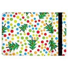 Pattern Circle Multi Color Ipad Air Flip by Celenk