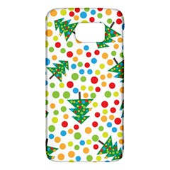 Pattern Circle Multi Color Galaxy S6 by Celenk