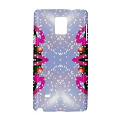 Seamless Tileable Pattern Design Samsung Galaxy Note 4 Hardshell Case