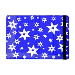 Star Background Pattern Advent Ipad Mini 2 Flip Cases by Celenk