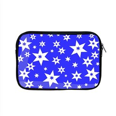 Star Background Pattern Advent Apple Macbook Pro 15  Zipper Case by Celenk