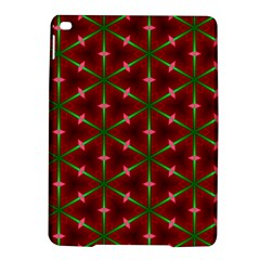 Textured Background Christmas Pattern Ipad Air 2 Hardshell Cases by Celenk