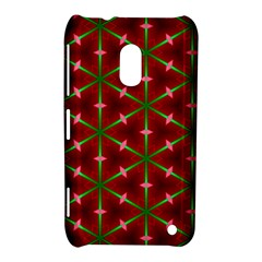 Textured Background Christmas Pattern Nokia Lumia 620 by Celenk