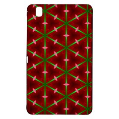 Textured Background Christmas Pattern Samsung Galaxy Tab Pro 8 4 Hardshell Case by Celenk