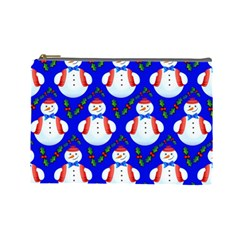 Seamless Repeat Repeating Pattern Cosmetic Bag (large)  by Celenk
