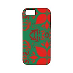 Christmas Background Apple Iphone 5 Classic Hardshell Case (pc+silicone) by Celenk