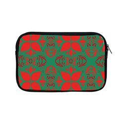 Christmas Background Apple Macbook Pro 13  Zipper Case by Celenk
