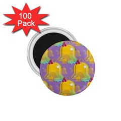 Seamless Repeat Repeating Pattern 1 75  Magnets (100 Pack)  by Celenk
