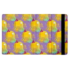 Seamless Repeat Repeating Pattern Apple Ipad 3/4 Flip Case by Celenk