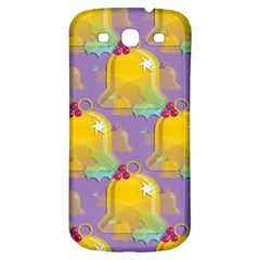 Seamless Repeat Repeating Pattern Samsung Galaxy S3 S Iii Classic Hardshell Back Case by Celenk