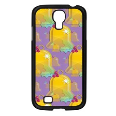 Seamless Repeat Repeating Pattern Samsung Galaxy S4 I9500/ I9505 Case (black) by Celenk