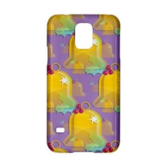 Seamless Repeat Repeating Pattern Samsung Galaxy S5 Hardshell Case  by Celenk