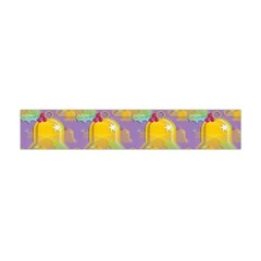 Seamless Repeat Repeating Pattern Flano Scarf (mini) by Celenk