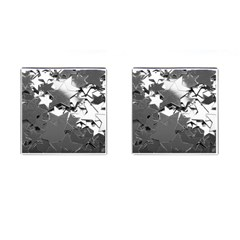 Background Celebration Christmas Cufflinks (square) by Celenk