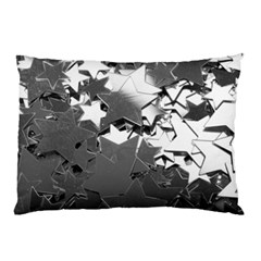 Background Celebration Christmas Pillow Case (two Sides) by Celenk