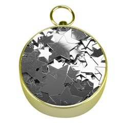 Background Celebration Christmas Gold Compasses by Celenk
