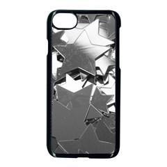 Background Celebration Christmas Apple Iphone 8 Seamless Case (black)