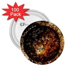 Christmas Bauble Ball About Star 2 25  Buttons (100 Pack)  by Celenk